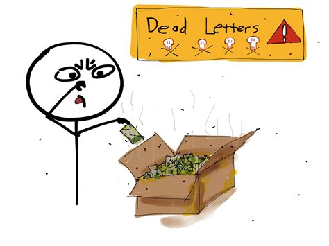 Dead Letter Dealing With Dead Letters And Poison Messages In Rabbitmq Derickbailey