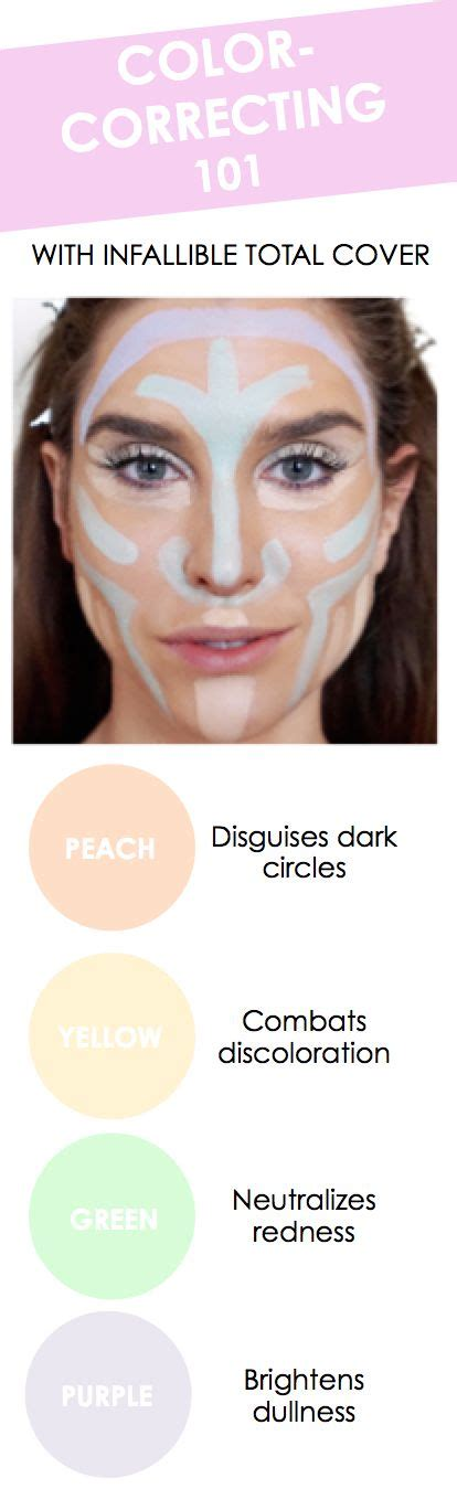 how to color correct makeup best 25 colour correcting makeup ideas on