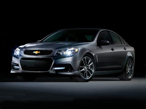 chevrolet ss sedan 2015 2015 chevrolet ss price photos reviews features