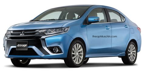 Carscoops Mitsubishi Attrage
