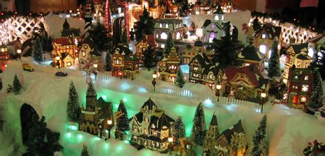 peaceful christmas village wallpapers pictures pics