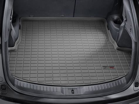 Mazda Cx 9 Cargo Mat 2017 mazda cx 9 cargo mat and trunk liner for cars suvs and minivans weathertech ca
