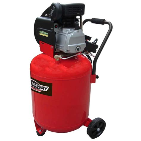 speedway 174 15 gallon vertical air compressor 228298 air tools at sportsman s guide