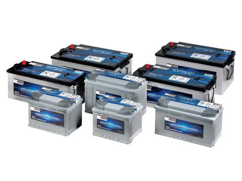 Absorbed Glass Mat Batteries by Battery Absorbed Glass Mat Type Agm 8 Sizes Vetus Direct
