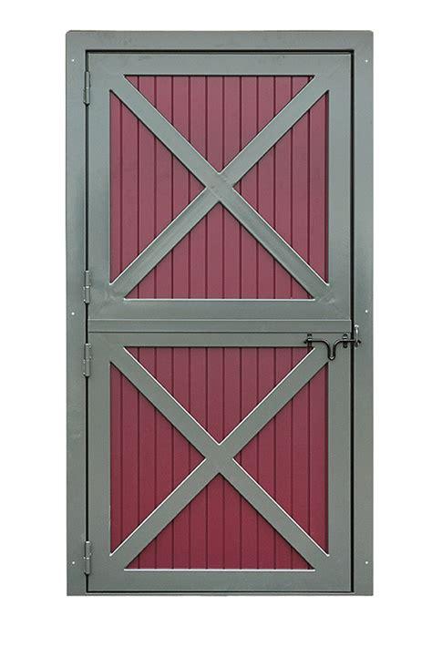Aluminum Barn Doors Door Steel Doors