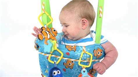 Brightstarts Finding Nemo Sea Of Activities Jumpero disney baby finding nemo sea of activities door jumper