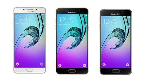 Second Samsung A7 2016 Gold samsung galaxy a7 2016 galaxy a5 2016 galaxy a3