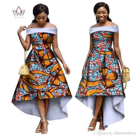 Robe Africaine Chic 2018 - robe africaine 2018