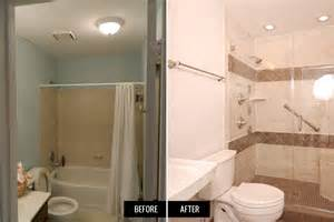 Small Master Bathroom Remodel Before And After Before After11