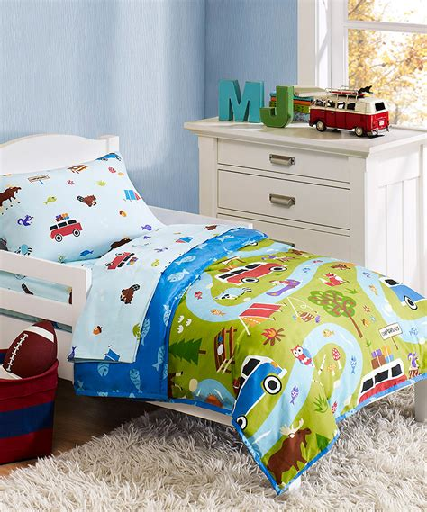 Set Bedcover Uk 215 toddler sheet set robot toddler bedding set navy and