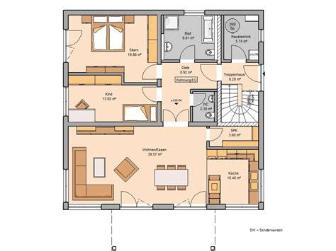 speisekammer grundriss doppelhaus duplea zwei wohneinheiten kern haus