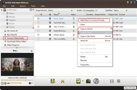what file format video ipad how to put videos on ipad play videos on ipad