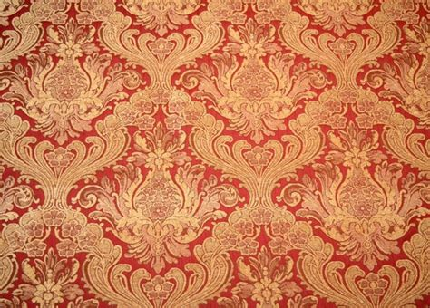 red gold upholstery fabric red gold chenille damask upholstery fabric covington