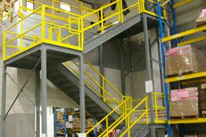 Osha Industrial Stairs by Pre Engineered Steel Stairs From A Mezz Industrial Structures