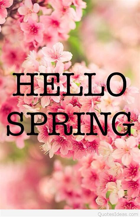 spring themes quotes spring quotes