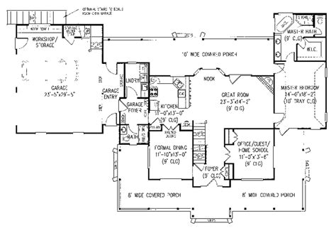 schofield barracks housing floor plans schofield place country home plan 067d 0060 house plans