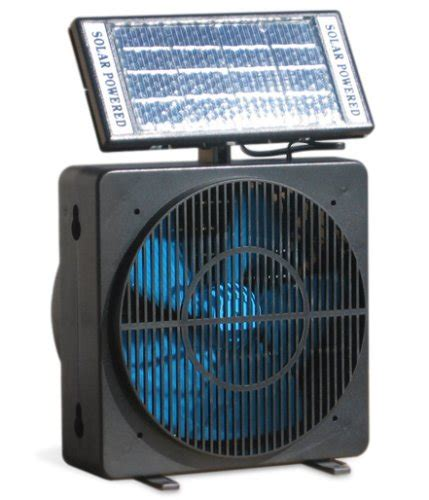 solar powered fans for home solar powered fan envirogadget