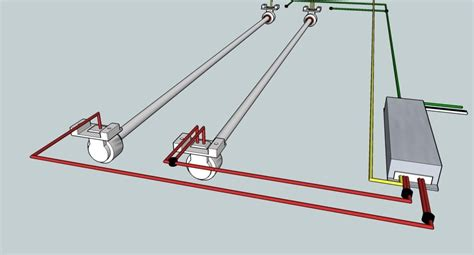 T8 Ballast 4 L by 4 L T8 Electronic Ballast Wiring Diagram Electrical