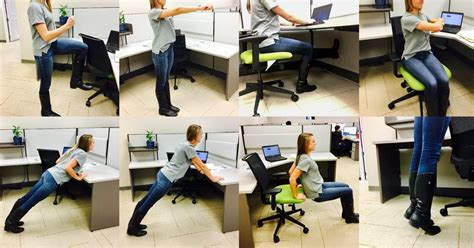 at your desk it happen 8 simple exercises you can do at your desk
