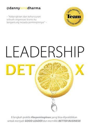 Paket Buku By Toko Trubus Id buku leadership detox toko buku buku laris