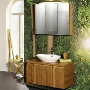 living style badmöbel badezimmer bambus badezimmerm 246 bel bambus badezimmerm 246 bel