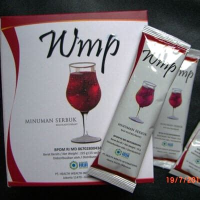 Wmp Weight Management Program Ecer Sachet Berkualitas wmp slim juice tokohrsehat