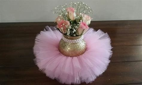 Tutu Centerpieces For Baby Shower by The 25 Best Tutu Centerpieces Ideas On Baby