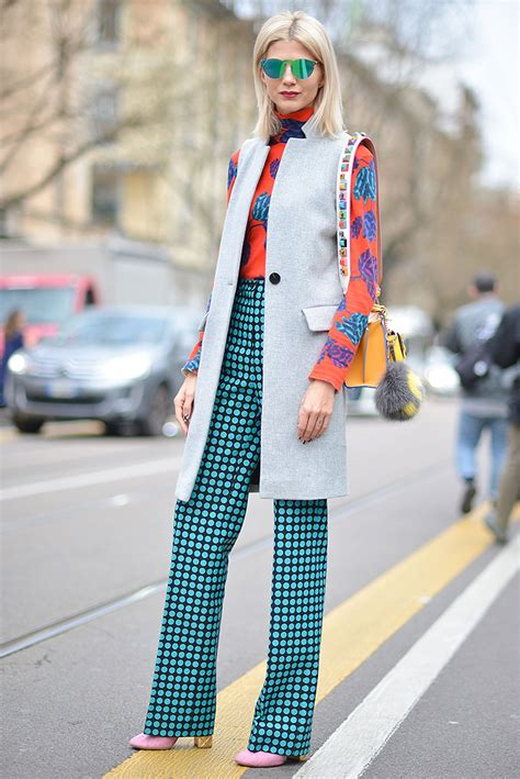 Milan Fashion Week Day Up by Milan Fashion Week Fall 2016 Style See All The