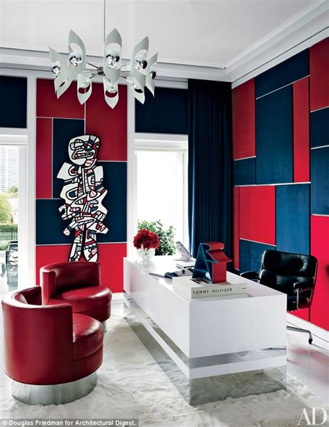design house uk ltd clothing inside tommy hilfiger s miami florida home daily mail