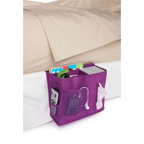 bed caddy get it together bedside caddy
