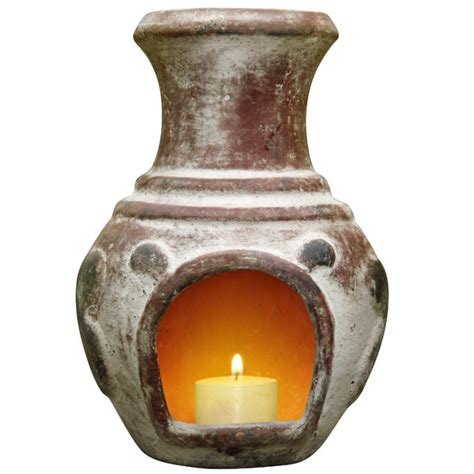 Candle Chiminea gardeco espana candle chiminea with candle on sale fast delivery greenfingers