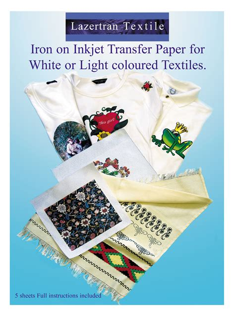 How To Make Iron On Transfer Paper At Home - heat transfer paper iron on fabric diy crafts