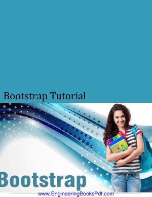bootstrap tutorial for beginners pdf free download bootstrap tutorial engineering books pdf