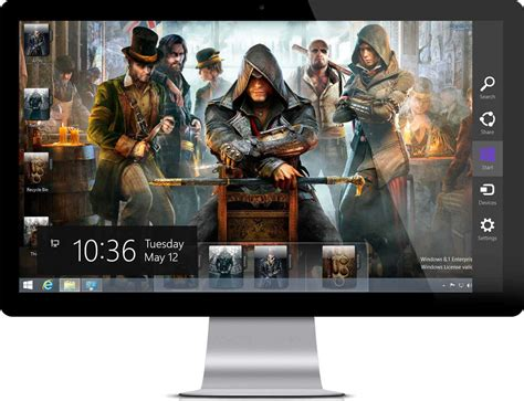 themes for windows 7 assassin creed assassin s creed syndicate windows 7 theme