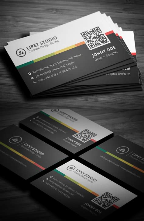 ready made business card templates business cards design 26 ready to print templates