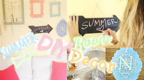 diy summer room decor diy easy summer room decor with niki