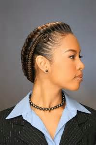 black hair styles with goddess braid or braid goddess braids hairstyles pictures