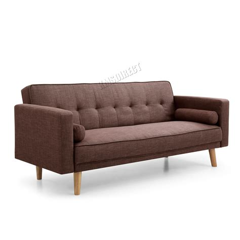 westwood fabric sofa bed 3 seater luxury modern home