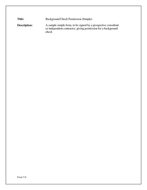 Background Check Letter 17 Best Images About Background Checks On Blank Check Free Criminal
