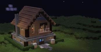 looking to build a house old school minecraft house minecraft project