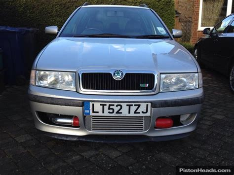 used skoda octavia cars for sale with pistonheads