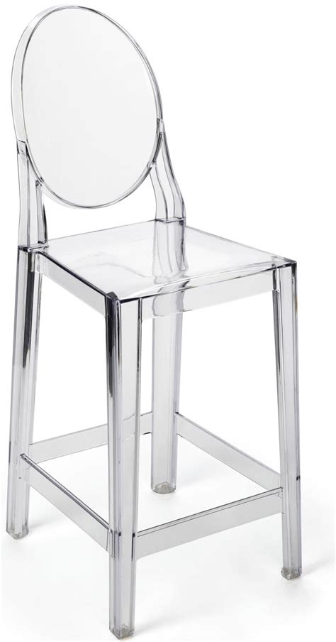 ghost counter stools canada clear ghost counter stool footrest
