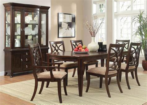 homelegance   keegan formal dining room set  leg table dallas designer furniture