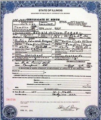 Chicago Illinois Birth Records