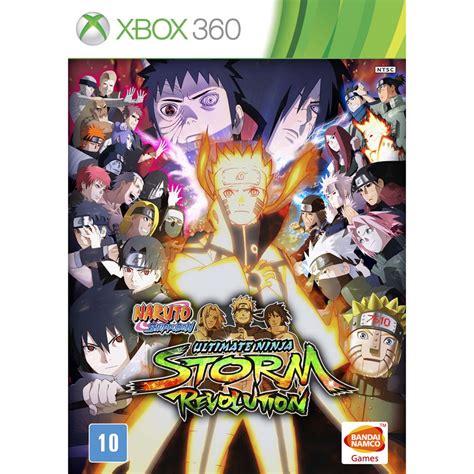 imagenes anime xbox 360 jogo naruto shippuden ultimate ninja storm revolution