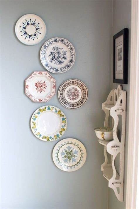 decorative plates for wall display 25 best ideas about plate display on plate