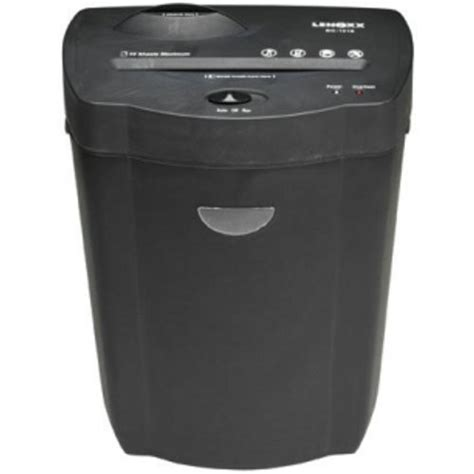 top 3 cross cut paper shredders ebay lenoxx 10 sheet cross cut paper shredder ebay