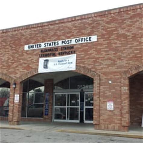 us postal service bluegrass station post offices 3525
