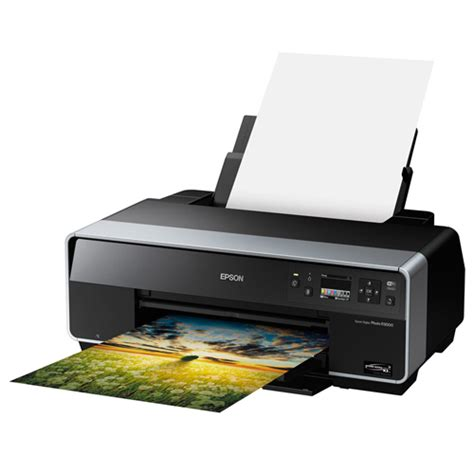 Epson Stylus Photo R3000 Printer A3 epson stylus photo r3000 a3 inkjet printer
