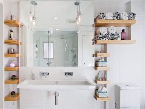 shelving ideas for bathrooms 20 modern stylish bathroom shelving ideas with pictures